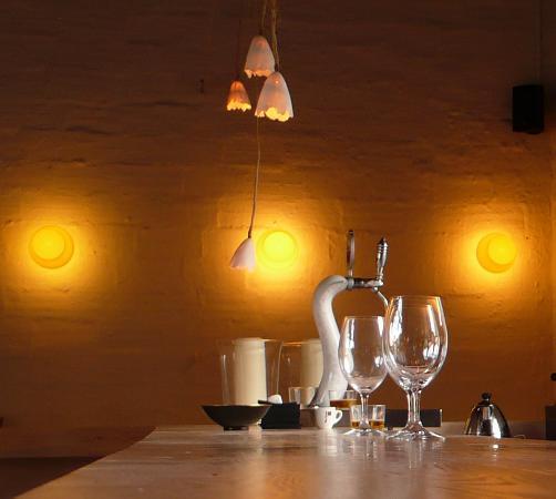 La Bassa: the bar