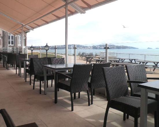 The Redcliffe Hotel: Terrace
