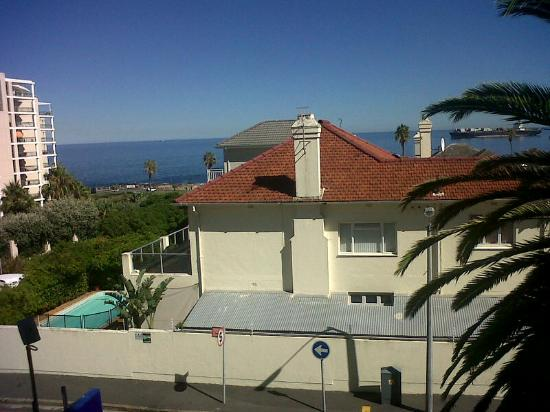 Bantry Bay Suite Hotel: View from balcony