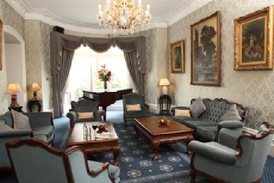 Best Western Swiss Cottage Hotel : Hotel Lounge