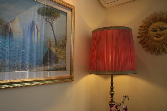 Hotel Villa Rita: Dettaglio /Detail