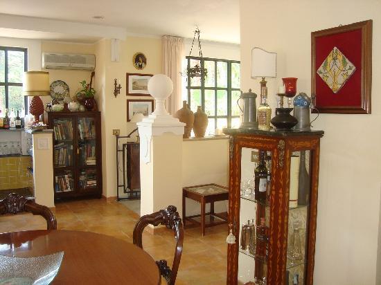 Hotel Villa Rita: hall