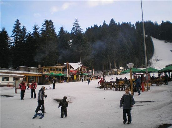 ‪Borovets Ski Resort‬