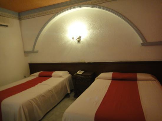 โรงแรมคาริเบ: chambre
