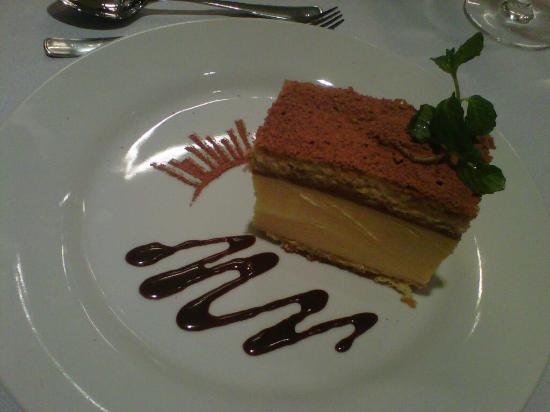 Rivera Casino & Resort: Excelentes platos en el restaurant