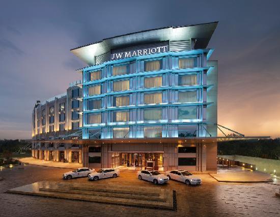 JW Marriott Hotel Chandigarh: JW Marriott Chandigarh