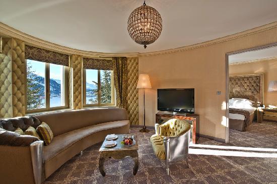 Carlton Hotel St. Moritz: Suites_Deluxe Suite