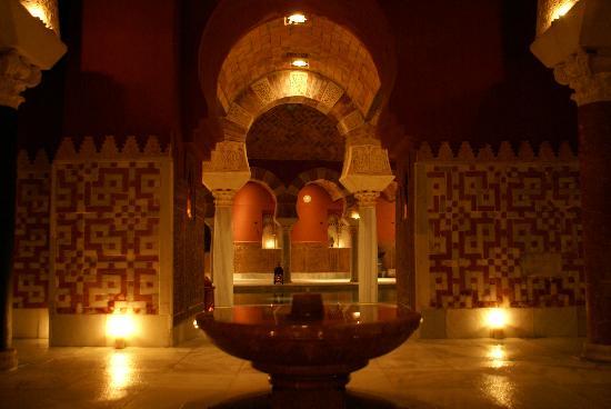 Hammam - Picture of Hammam Al Andalus Banos Arabes ...