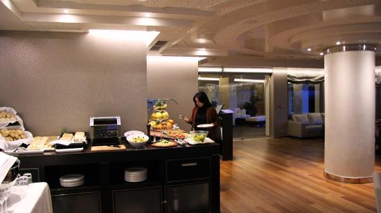 Vincci Selección Aleysa Hotel Boutique & Spa: desayuno