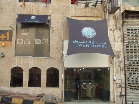 Liwan Hotel: The pits
