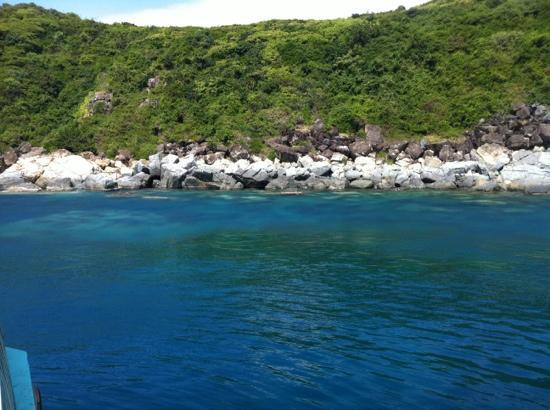 Vu's Tour Adventure : 1sr snorkelling stop