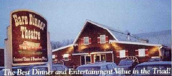 The Barn Dinner Theatre: The oldest continually operating Dinner Theatre in America! Est. 1964