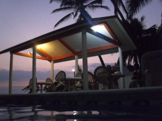Hotel y Suite Corita: atardecer en El Corita