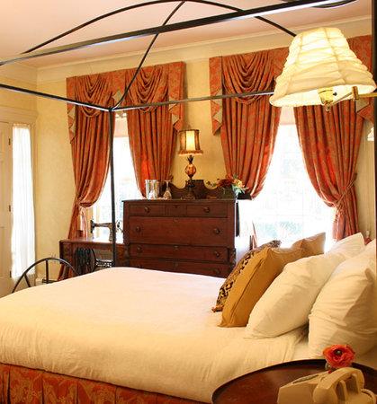Captain Farris House Bed & Breakfast: Rueben's Room