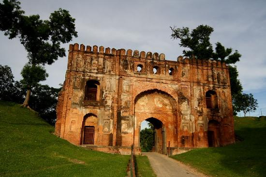 Ruins of Gaur: Lukochuri Darwaja