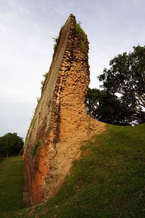 Ruins of Gaur: City Wall