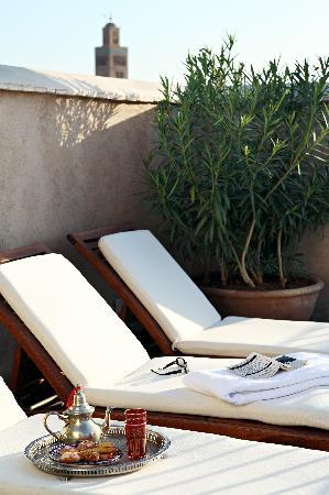 Riad Dixneuf La Ksour: Terrasses