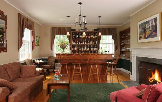 Swift House Inn: Wine Bar