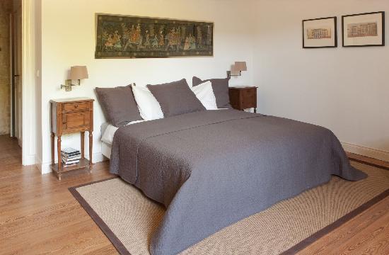 Saint-Gengoux-de-Scissé, France : Room 'les teppes'