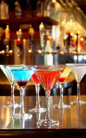 Yard House: Martinis