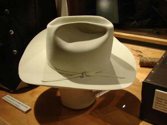 Texas Ranger Hall of Fame and Museum: Rangers Wear White Hats!