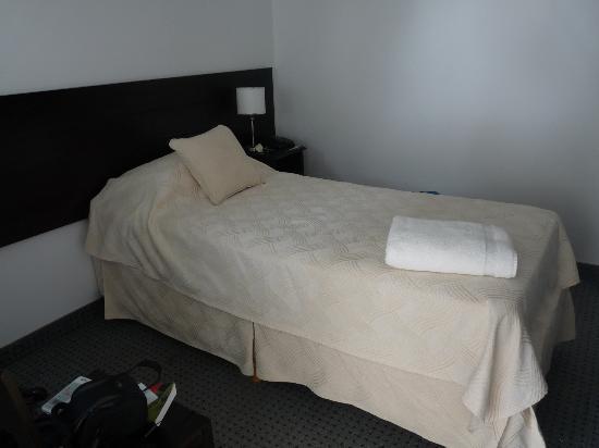 El Olivo Hotel: Single room