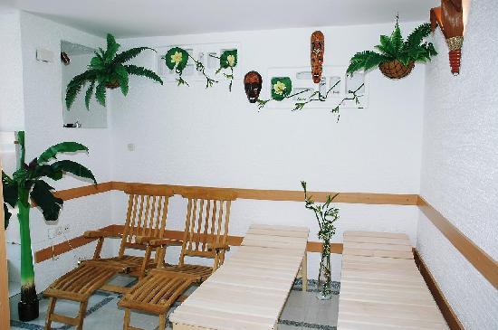 Villa Roses Apartments & Wellness: Wellness- relax room
