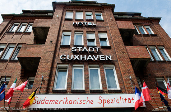 Hotel Stadt Cuxhaven Parken
