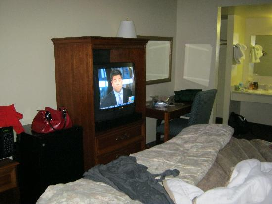 Travelodge Flagstaff East: Television