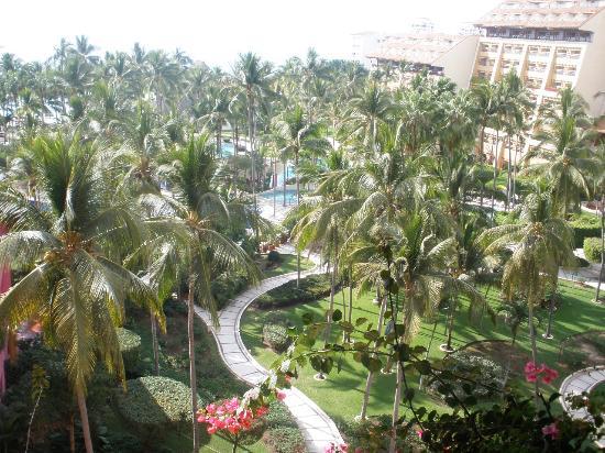 Club Regina Puerto Vallarta : pool view from room 752-753