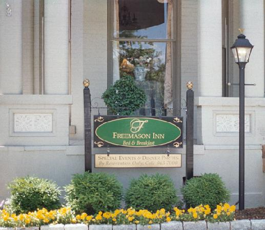 Freemason Inn Bed & Breakfast: Southern Charm in the Heart of Downtown Norfolk