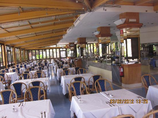 IFA Beach Hotel : Dining room