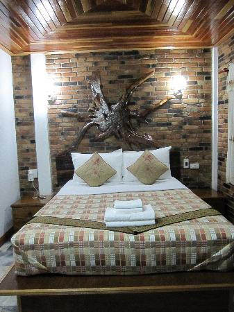 Khao Sok Las Orquideas Resort: Main room