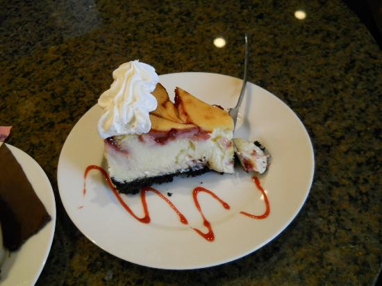 Godfrey, IL : Raspberry Cheesecake