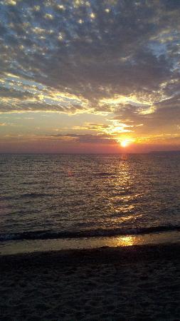The Homestead: Sunset
