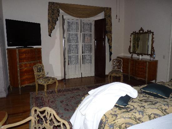 Hotel Virrey de Mendoza: Bedroom