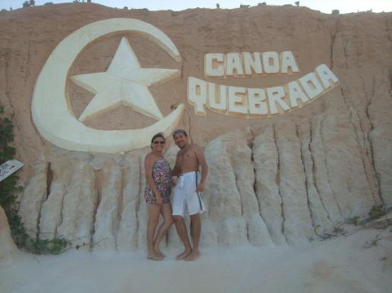 Residenza Canoa: Canoa Quebrada, lugar explêndido !!!