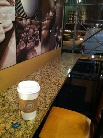 Gregory's Coffee: tea
