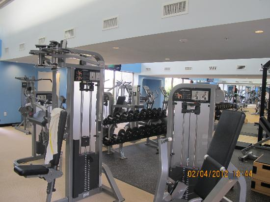 Club Med Sandpiper Bay: fitness room