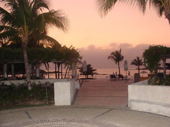 The St. Regis Punta Mita Resort : Belle vue au St Regis