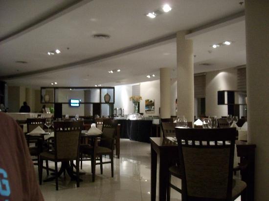 Quorum Cordoba Hotel : Restaurante