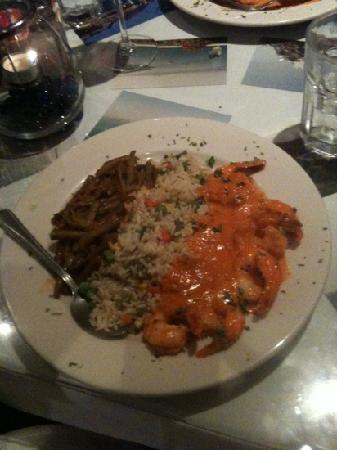 Christina's Cafe: Christina's Shrimp is awesome!