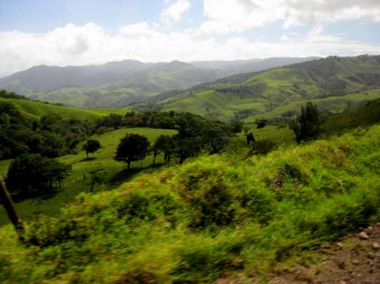Coco Tours: Beautiful scenery around Lake Arenal