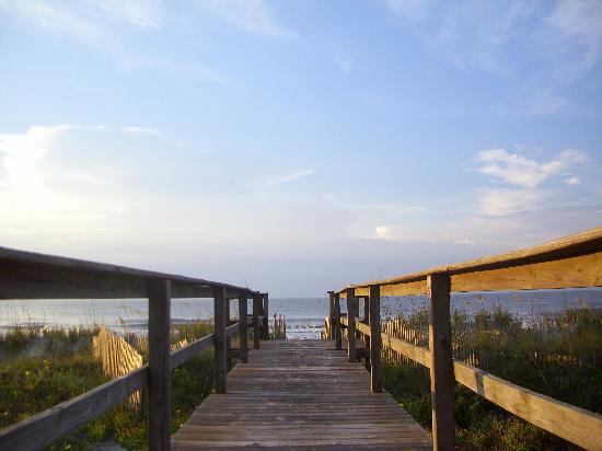 Folly Beach Public Boardwalk