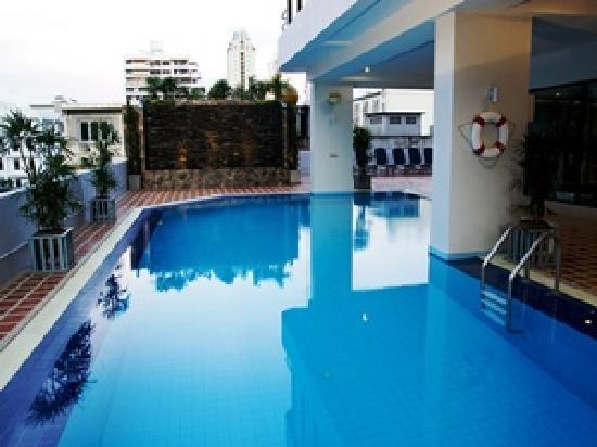 Pool at Tai-Pan Hotel