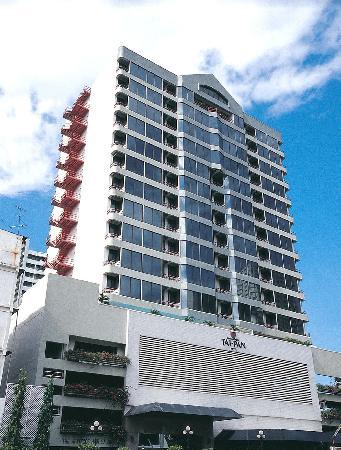 Tai-Pan Hotel: Tai-Pan BKK exterior view