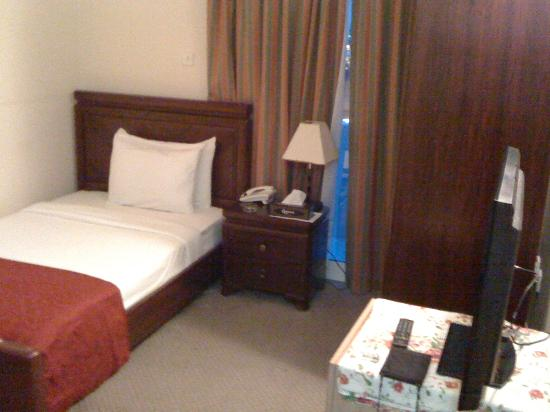Al-Nakheel Hotel: Single room