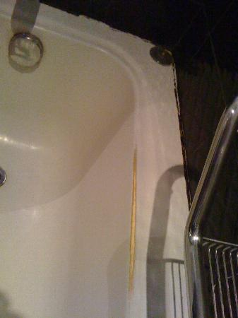 Al-Nakheel Hotel: Bath tub