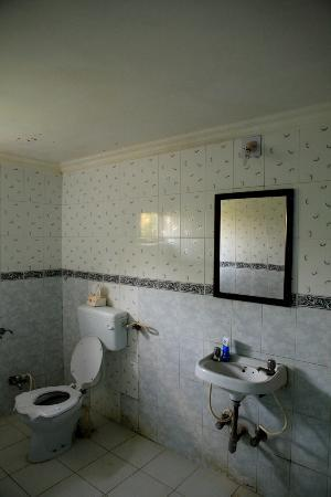 Hotel Green House: Bath room