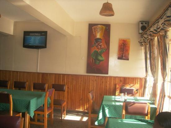 Shalom House a3 sala da pranzo